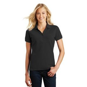 Ladies' Eddie Bauer® Cotton Pique Polo Shirt