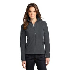 Eddie Bauer® Ladies' Full Zip Microfleece Jacket