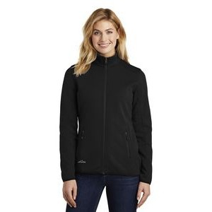 Ladies' Eddie Bauer® Dash Full Zip Fleece Jacket