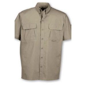 Williamson-Dickie Mfg Co Men's 4.5 oz. Ripstop Ventilated Tactical Shirt