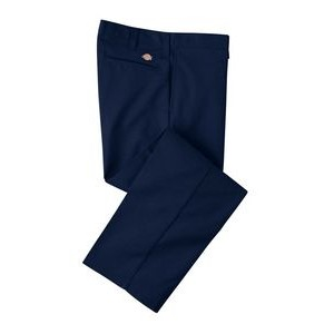 Williamson-Dickie Mfg Co Men's 7.75 oz. Industrial Flat Front Pant