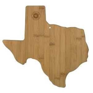 Totally Bamboo Texas State Cutting Board